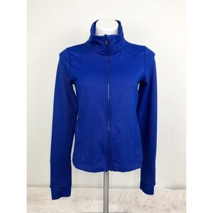 💜Under Armour Blue All Season Fitted Jacket